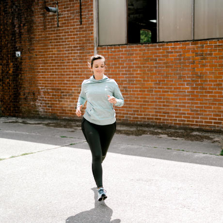 Annelies jogging