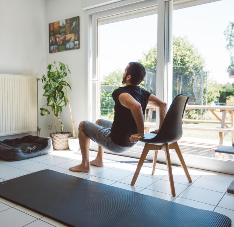 Programme sport à la maison