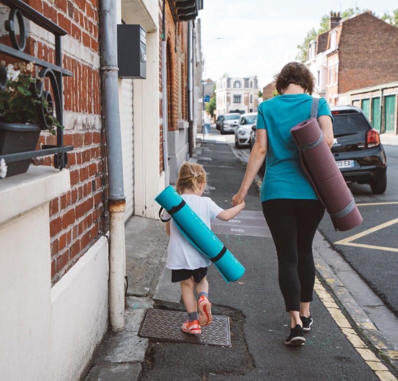 Yoga pour enfants : programme 5 jours - séance 5