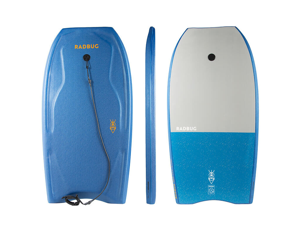 Bodyboard 100 Bleu - Radbug