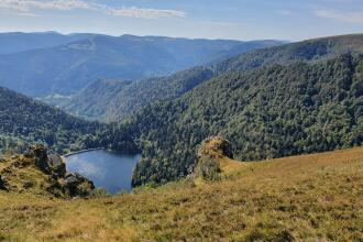 itineraire camping vosges