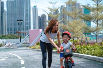 如何選擇合適的兒童單車?