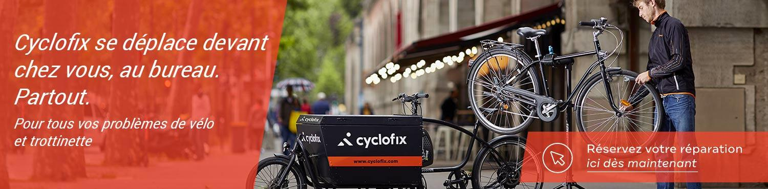 Cyclofix Toulouse