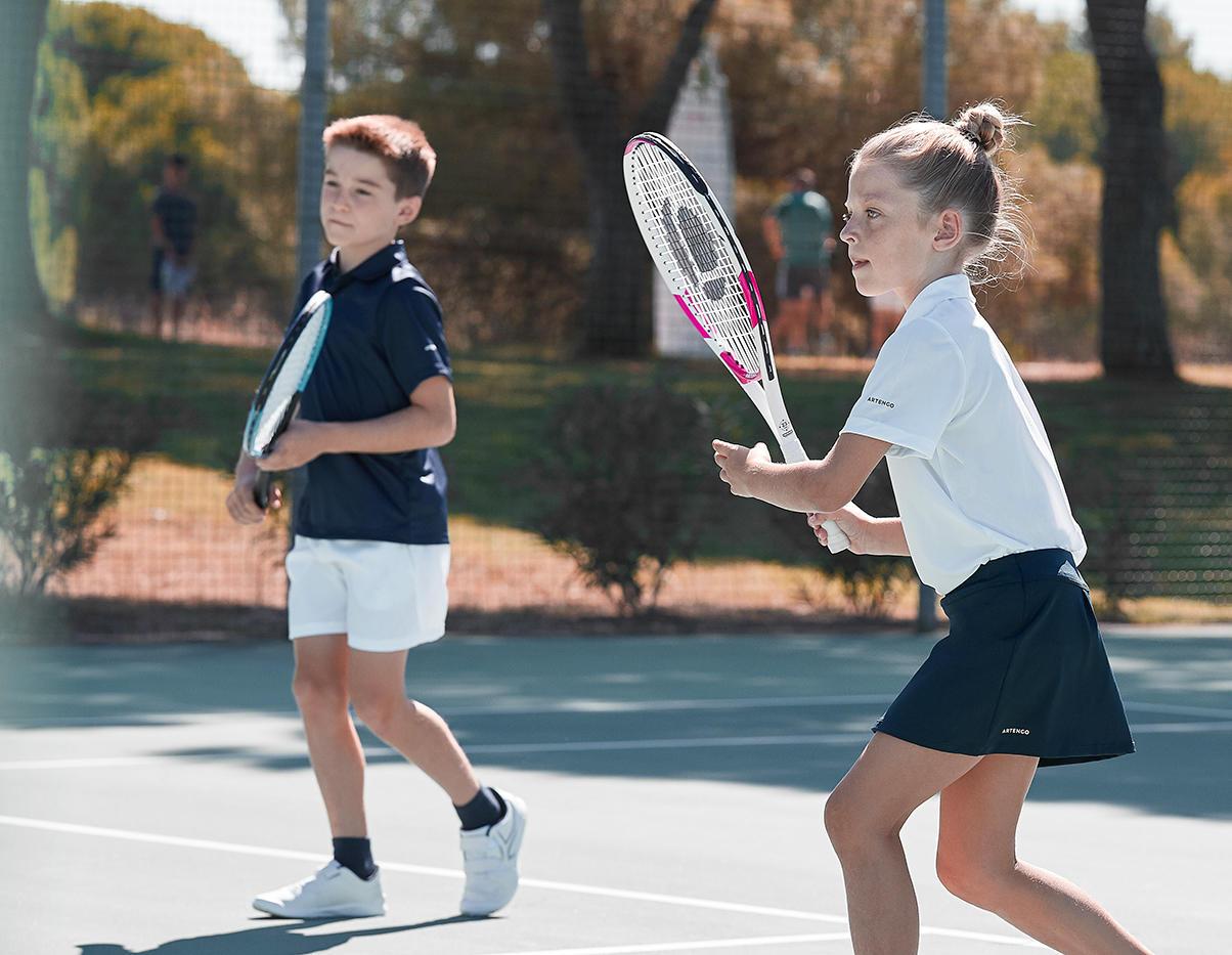 Tennis vêtement enfant