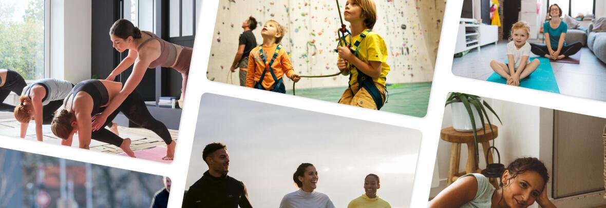 Le sport : la solution anti stress