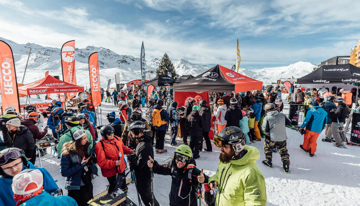 Les 10 raisons de venir au High Test Decathlon les 28 & 29 Novembre 2020 ⛷🏂