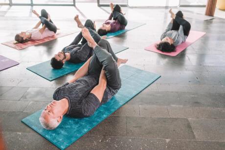 Yoga Team Building Class