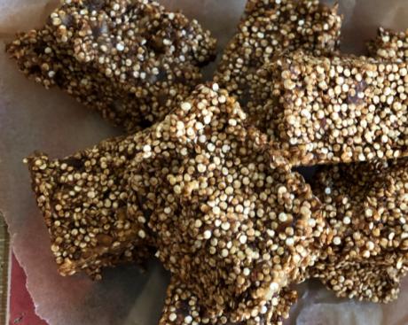 Quinoa koekje