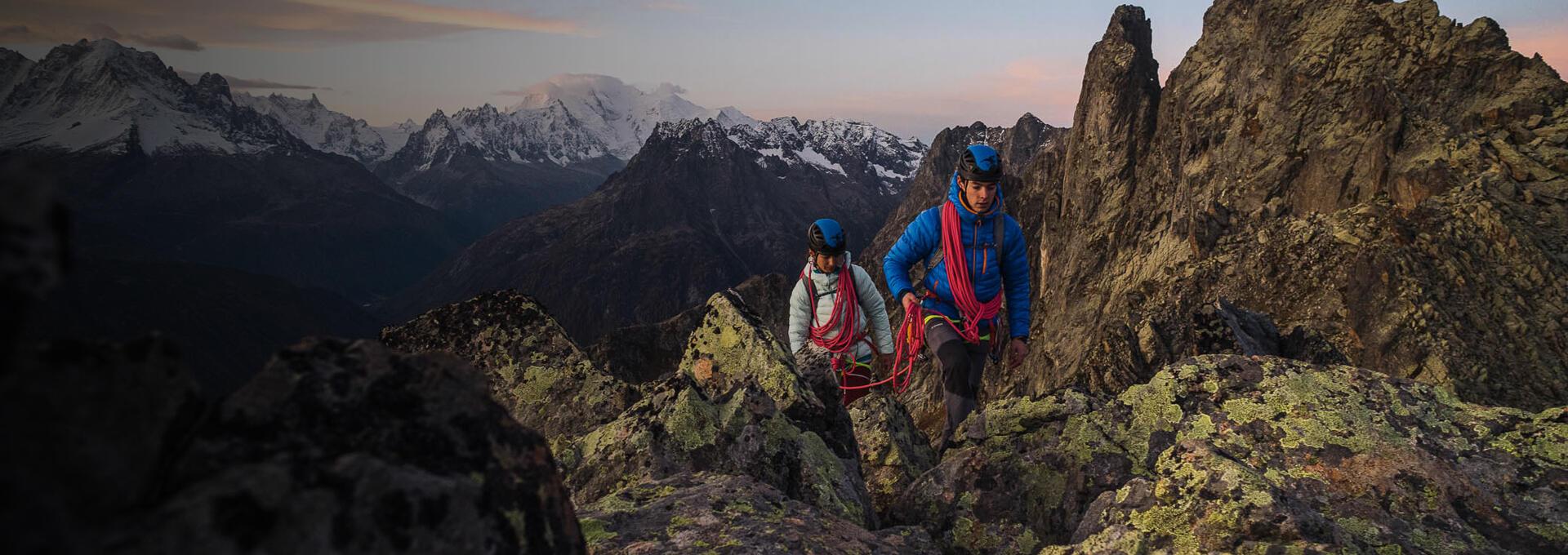 Vêtements Alpinisme