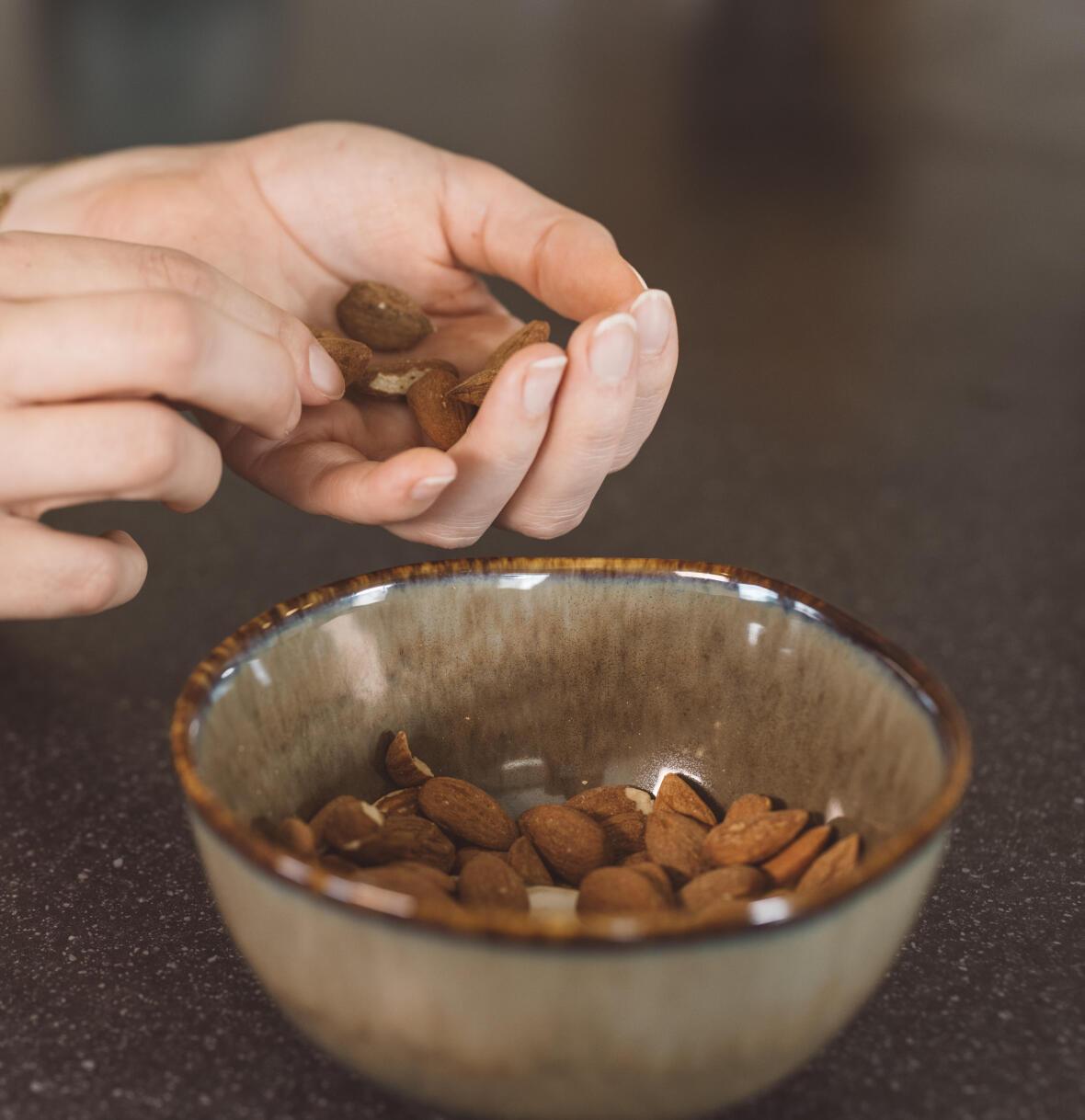 aliments anti-fatigue Oléagineux