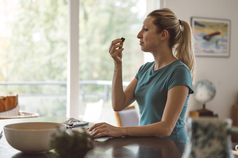 Que faut-il manger avant une séance de sport ?