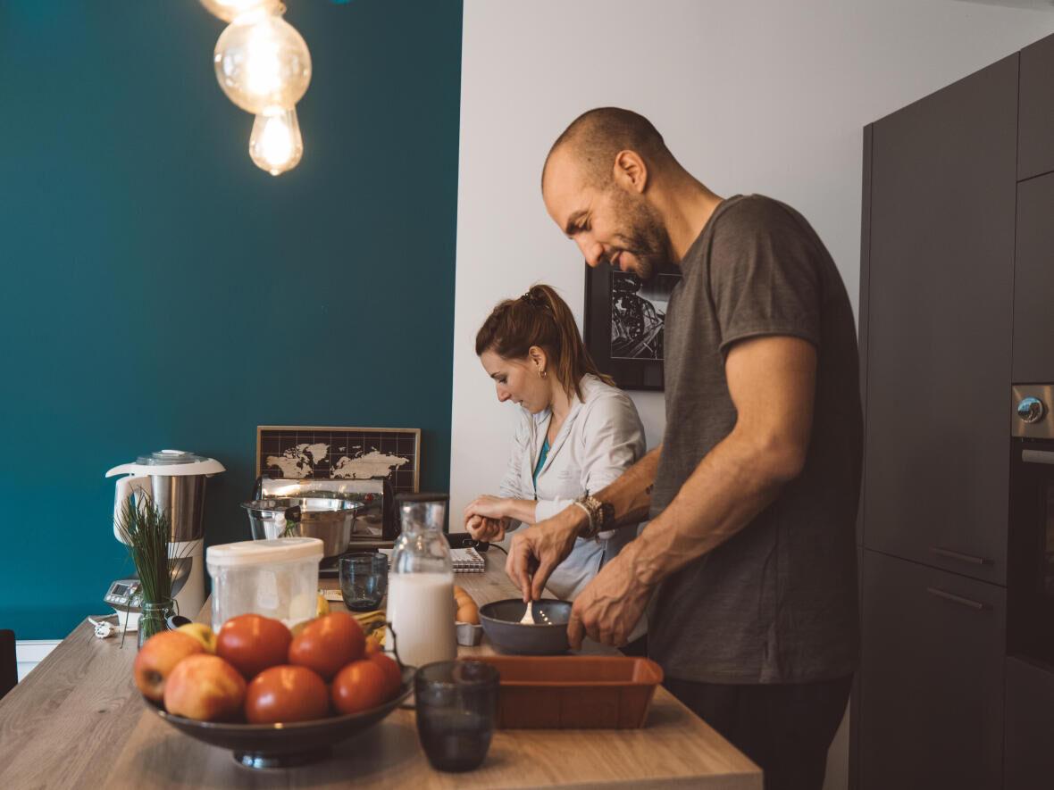 Recept Delhaize: Fusili salade met kip