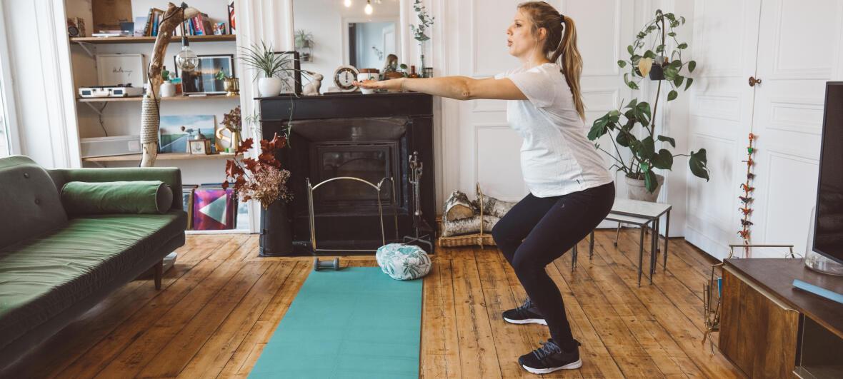 faire du sport pendant la grossesse