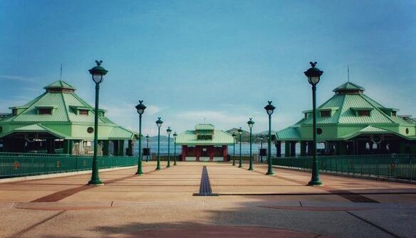 迪士尼碼頭