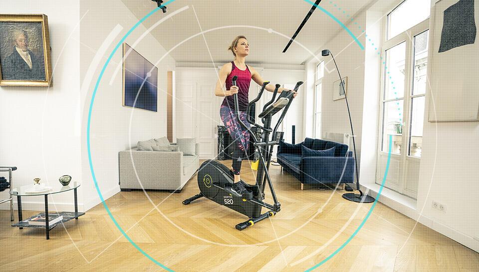 appareil fitness connecté
