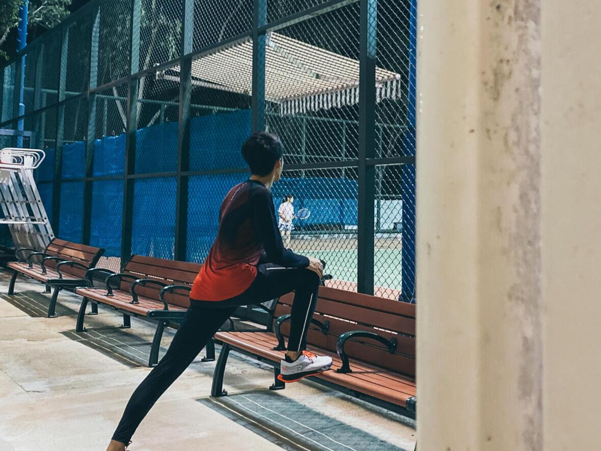 Running | Sporty Christmas