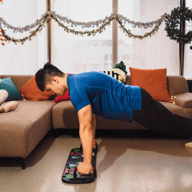 Fitness| 3 tips to keep you active this Christmas!