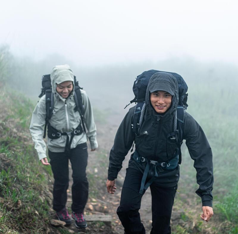 5 sports à tester sous la pluie