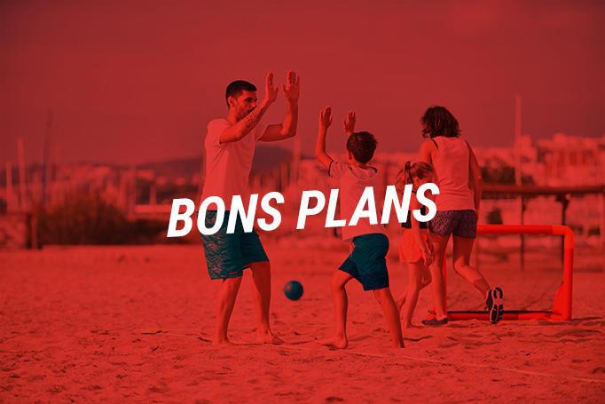 Bons plans foot