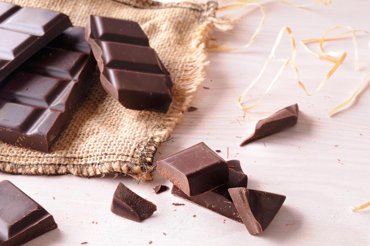 Ces aliments faux-amis chocolat