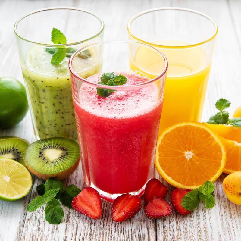 Raw foods: pre and probiotics