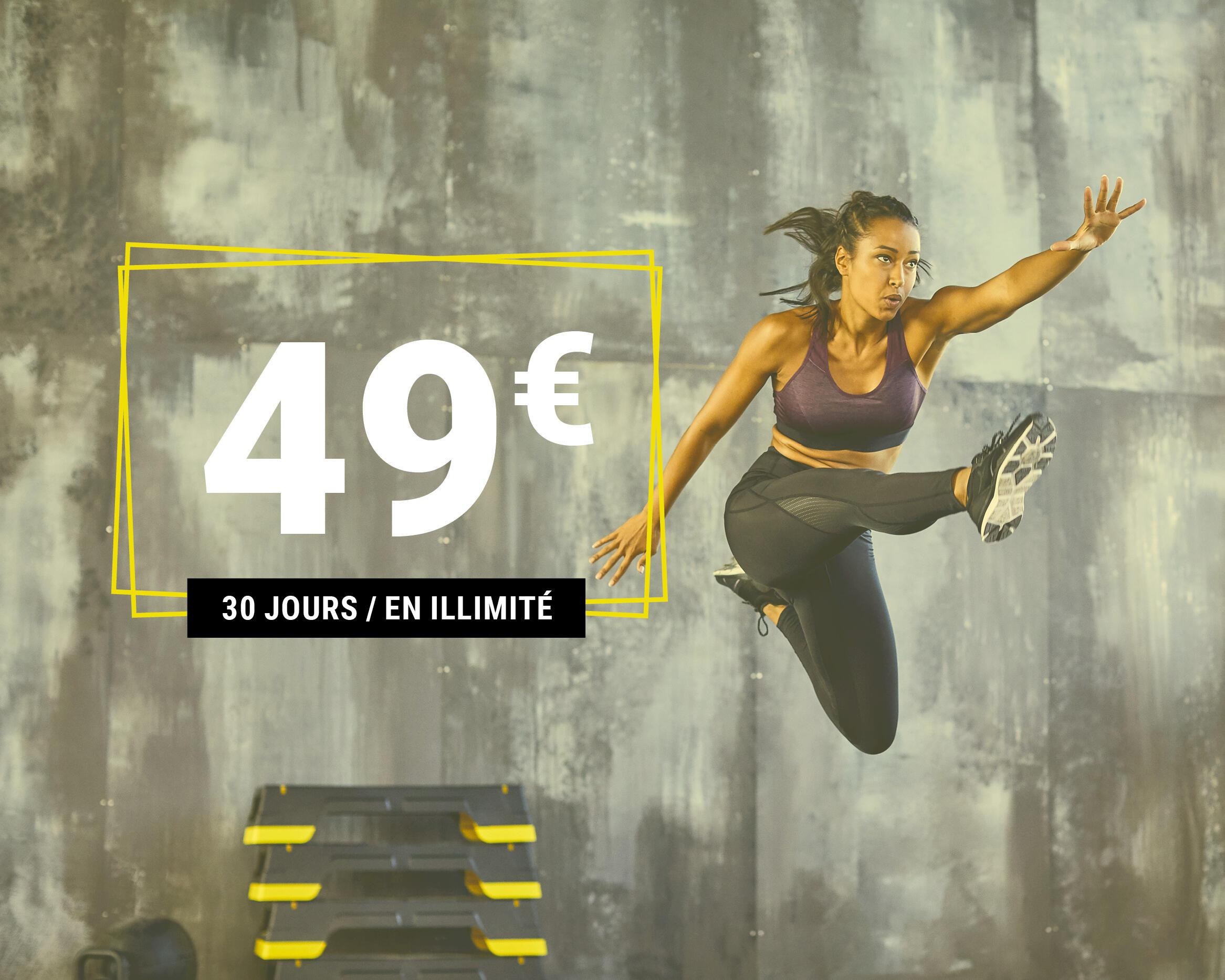 tarifs pass cash domyos fitness club