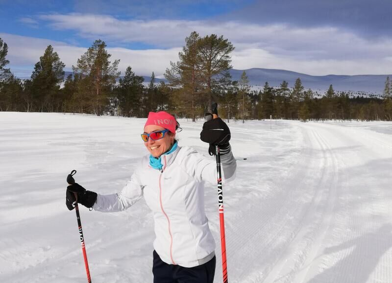 Ski de fond : un sport idéal pour les femmes !