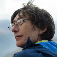Marie-Eve, leader du Trek Lab