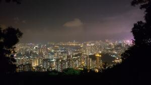 Hong Kong trail routes for beginners