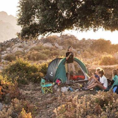 Erholsamer Urlaub in er Natur - Warum Camping so glücklich macht!