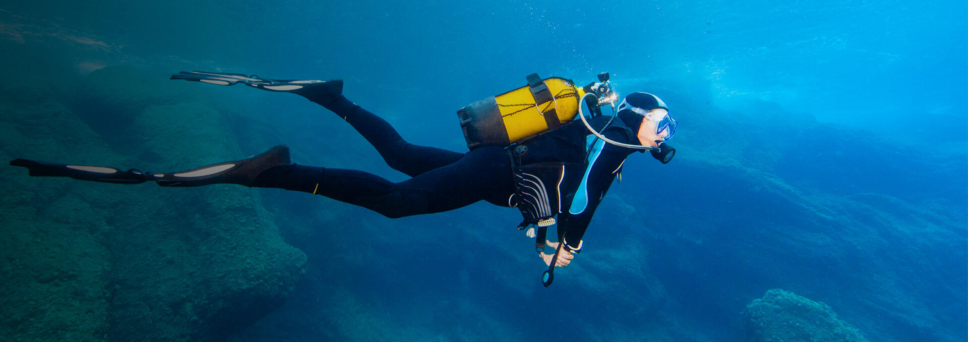 combinaison plongée sous-marine