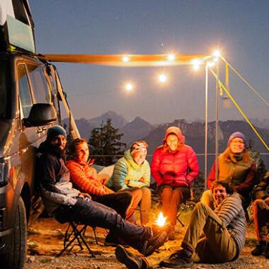 Individualität trifft Freiheit: Was ist Camping?