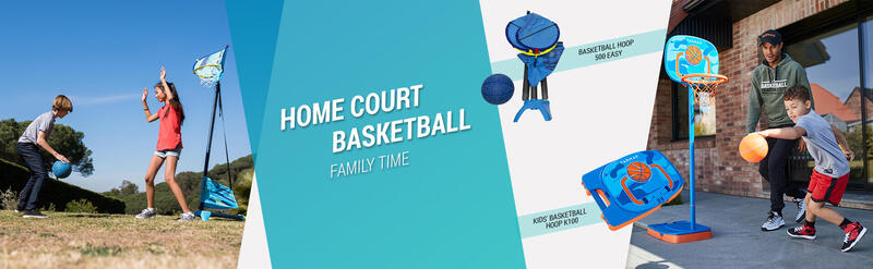 Home Court Basketball Family Time