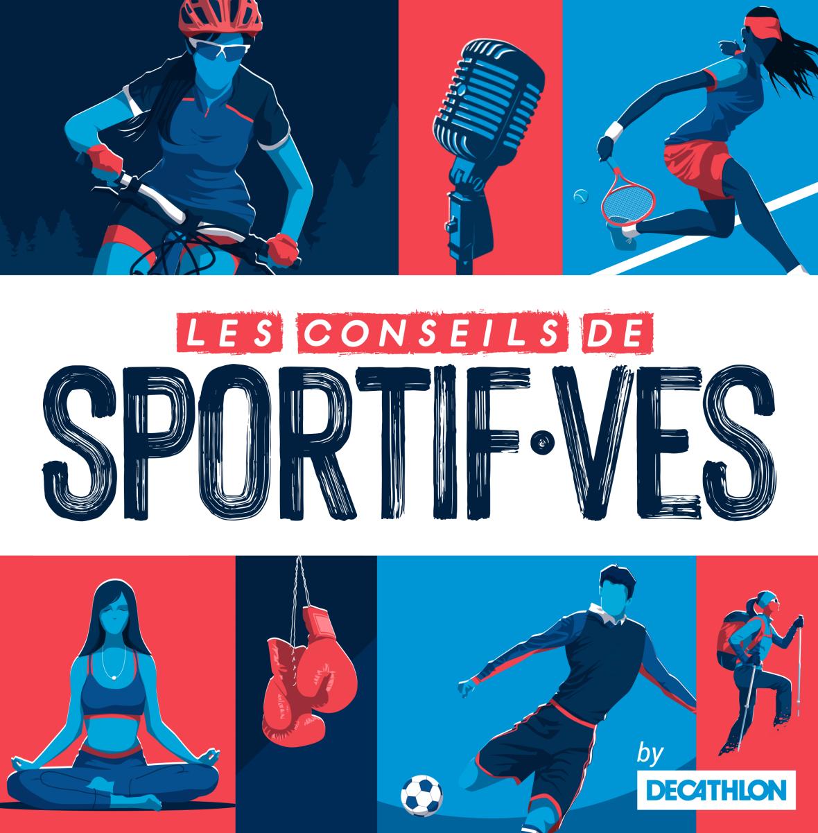 Nos conseils et témoignages sportifs en podcast