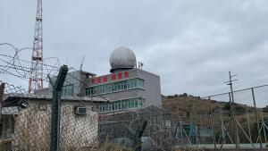新春行大運|解放軍雷達站