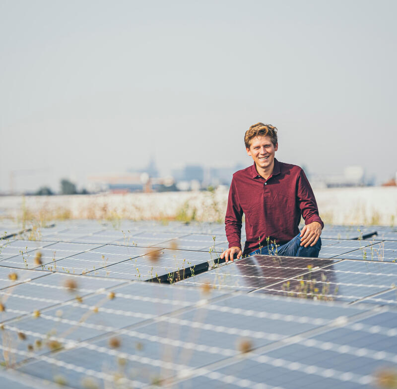 Decathlon koopt jouw zonne-energie