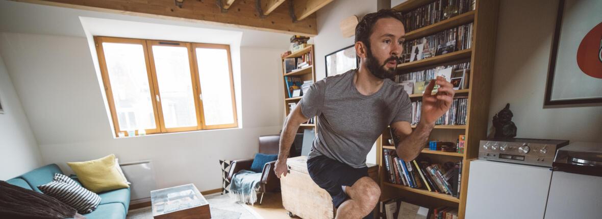 Surpoids et essoufflement à l'effort : quelle activité pratiquer et comment ?