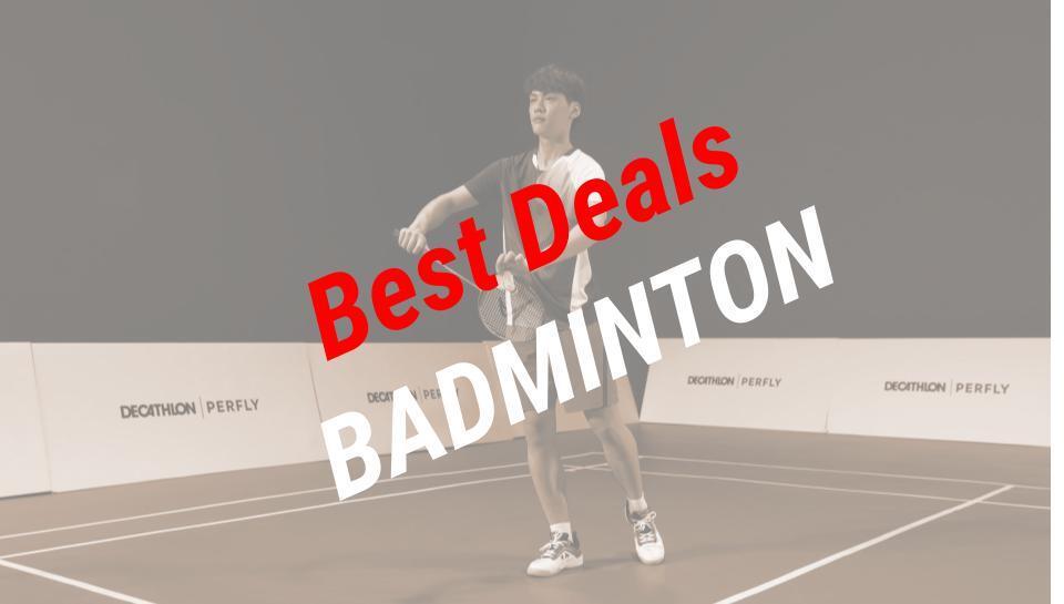 Beste deals badminton
