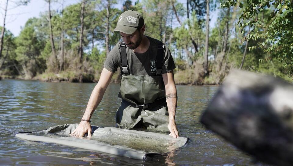 waders pêche