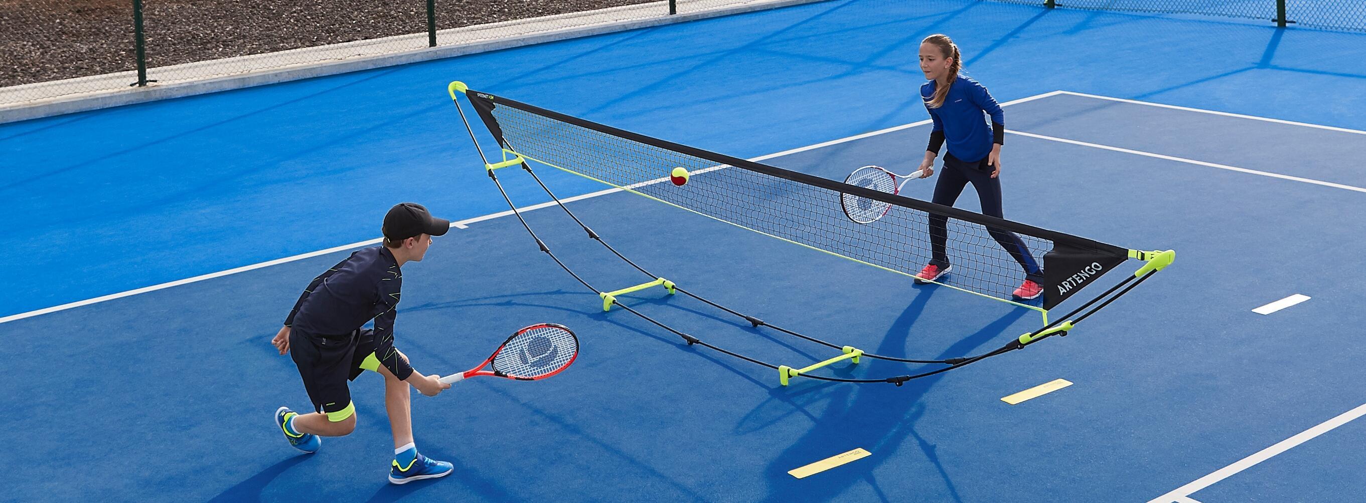 équipement de tennis pour club