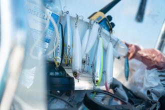 Comment bien entretenir ses leurres de pêche en mer ?