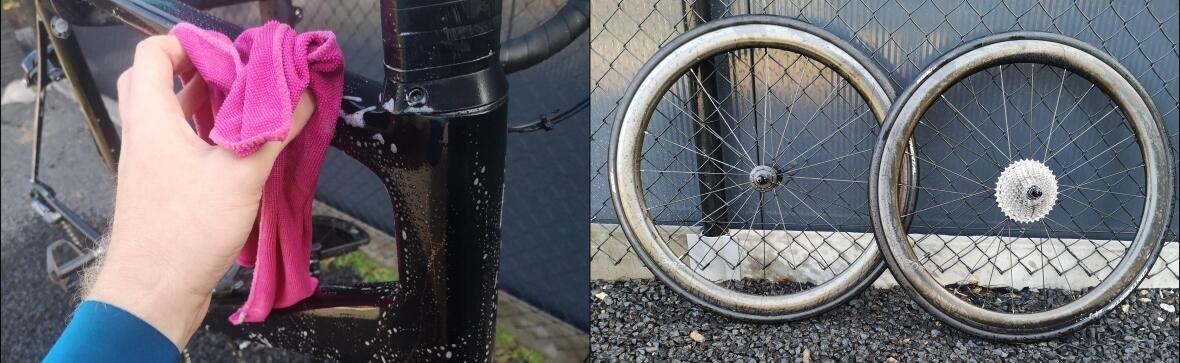 Hoe kuis ik makkelijk mijn fiets?