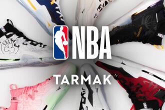 Quand Decathlon et Tarmak deviennent partenaires officiels de la NBA