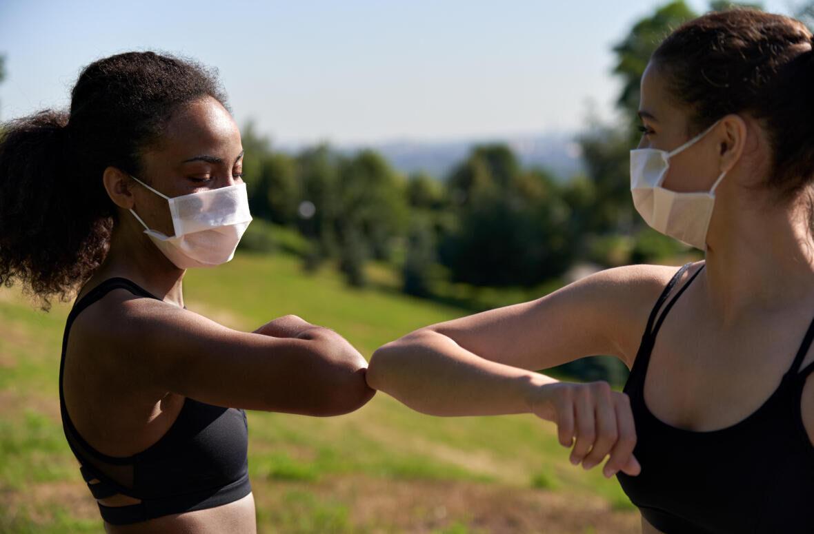 Faut-il faire du sport avec un masque ?
