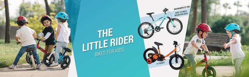 The Little Rider Bikes For Kids