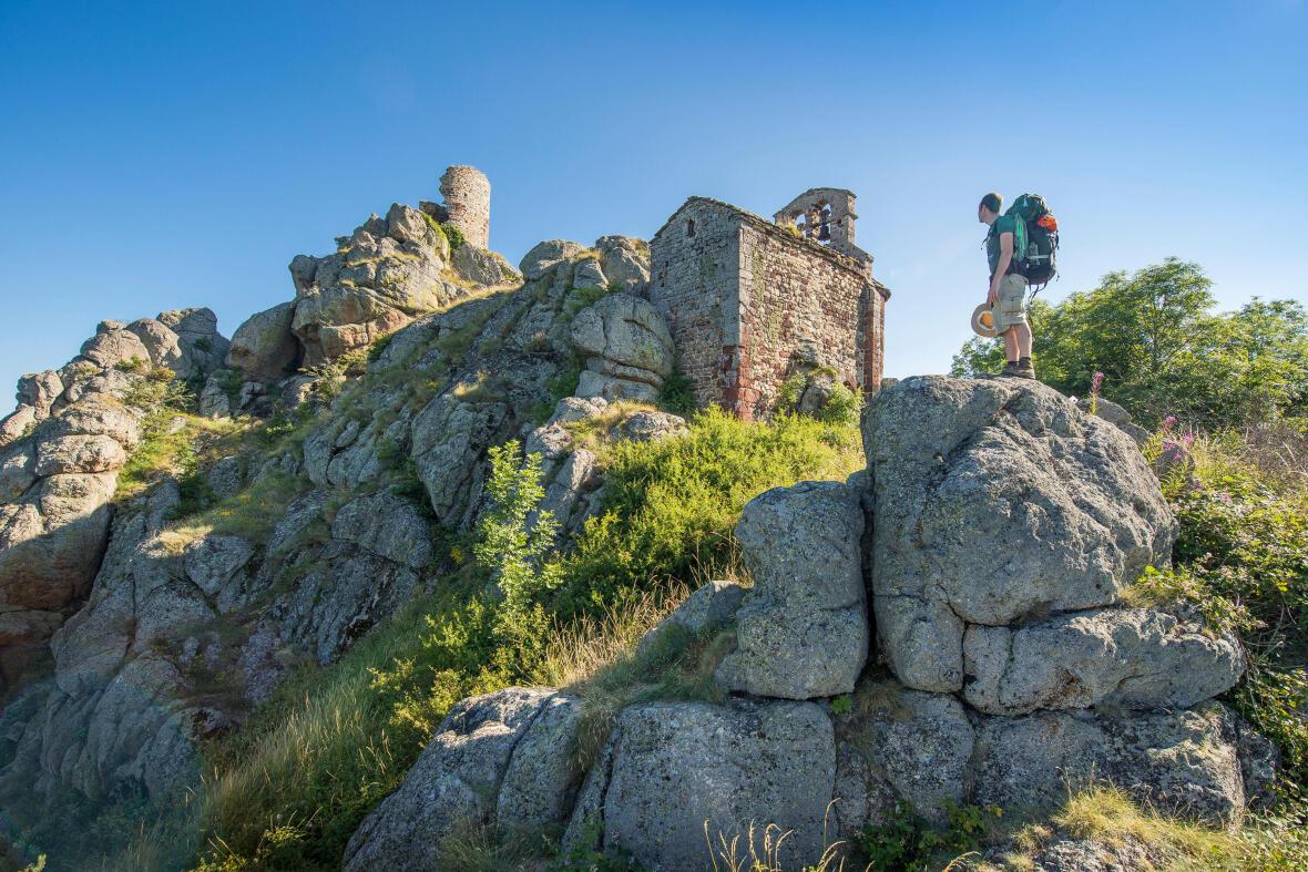 itinéraire randonnée saint jacques compostelle - crédit photo Olivier Rochegude