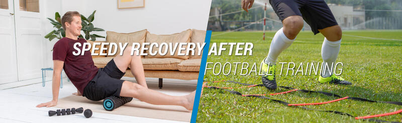 Speedy Recovery After Football Training