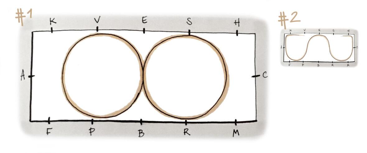 Les transitions trop - pas - trot sur un huit de chiffres