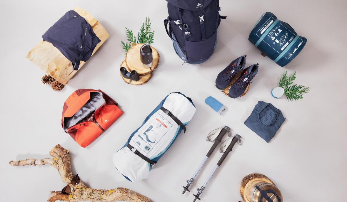 Liste des choses essentielles pour préparer votre sac à dos