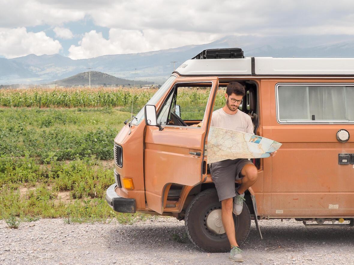 Comment préparer son road-trip en van  ?
